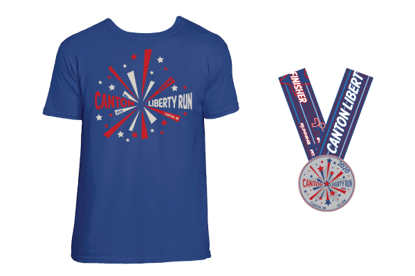 Liberty Shirt Medal 2020